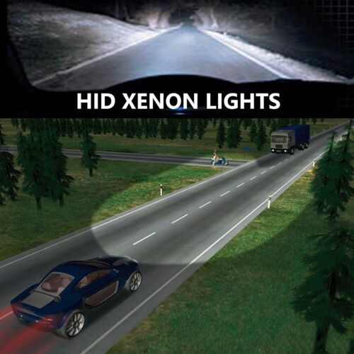 1991-1995 Acura Legend 9005 9006 HID Headlight Front Light All Color Xenon Kit
