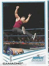 Camacho 2013 WWE Topps Triple Threat Trading Card #49 Smackdown