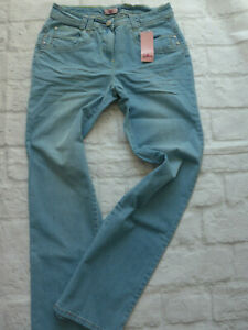 Joe-Browns-Jeans-Pants-Ladies-Women-039-s-Jeans-Size-40-Blue-Blue-Tone-160-New