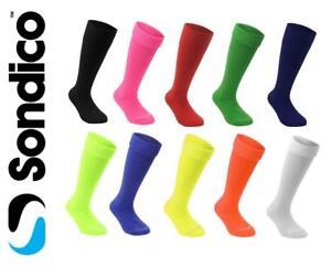 New-Sondico-Boys-Girls-Football-Rugby-Hockey-Long-socks-UK-8k-6-sport-gym