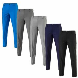 Puma-Tailored-Tech-Men-039-s-Golf-Pant-Trousers-NEW-2019-40-OFF