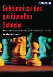 Geheimnisse-Des-Positionellen-Schachs-Paperback-by-Marovic-Drazen-Brand-Ne