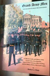 Collectors Guide GAR,Sons of Union Veterans, MOLLUS