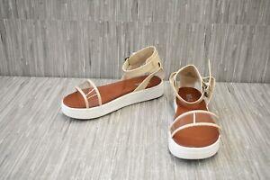 MIA Ellen-L Ankle Strap Platform Sandal