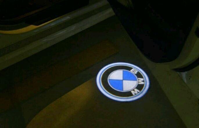 Lys og lygter, BMW, BMW Led Dørprojekter Lys Dør Logo Lys