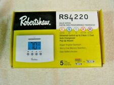 Digital Non-Programmable Thermostat 2Heat//2Cool Robertshaw RS4220