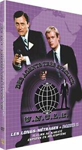 Des-agents-tres-speciaux-Les-longs-metrages-Partie-2-DVD-NEUF