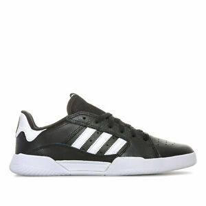 Homme-Adidas-Originals-Vrx-Cup-Low-Trainers-in-Core-Noir-Chaussures-Blanc