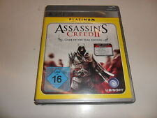 PlayStation 3 PS 3  Assassin's Creed 2 - Game of the Year Edition [Platinum]