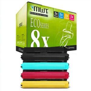 8x-MWT-Eco-Toner-XXL-Compatible-para-Brother-MFC-L-8850-CDW-HL-L-8350-CDWT