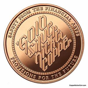 Osborne Mint Roll Of 20 1 Oz 999 Fine Copper Bullion