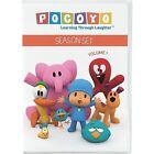 Pocoyo Season Set Vol 1 0843501009208 DVD Region 1