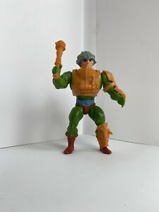 Vintage He-Man MOTU Man at Arms Action figure 1981 Masters of the Universe