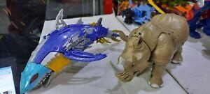 Transformers Universe Sky-Byte & Rhinox - Complete