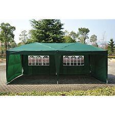 10 X 20 Outdoor Patio Gazebo EZ POP UP Party Tent Wedding Canopy W