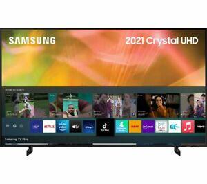 "SAMSUNG UE65AU8000KXXU 65"" Smart 4K Ultra HD HDR LED TV Alexa & Google Assistant"
