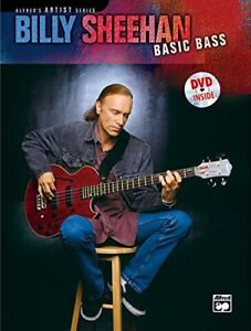 Billy-Sheehan-Basic-Bass-Book-DVD-Alfreds-Artist