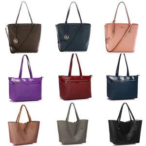 a27a8989f LeahWard Large Size Shoulder Bags Women's Shopper Bag School A4 ...