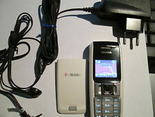 Nokia 2310 OVP RM -189 ARGENTO d1 SIM parte di carico usato art. 21 W