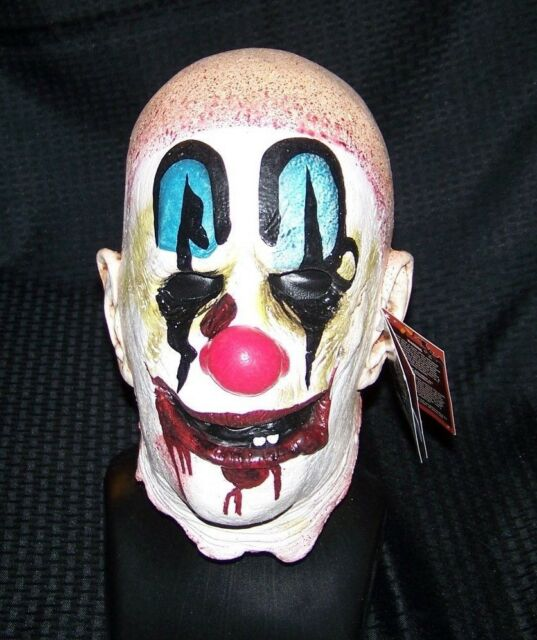 Rob Zombie Halloween Clown Mask.Rob Zombie S 31 Clown Poster Cover Mask By Trick Or Treat Studios