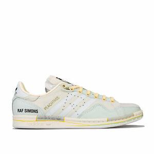 Homme-Adidas-Originals-Rs-Peach-Stan-Smith-formateurs-en-Lumiere-de-sable-CLOUD-blanc