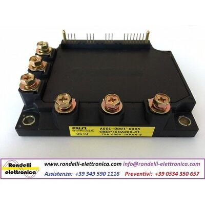 FUJI ELECTRIC JAPAN 6MBP75RA060-01 6MBP75RA06001 A50L-0001-0305