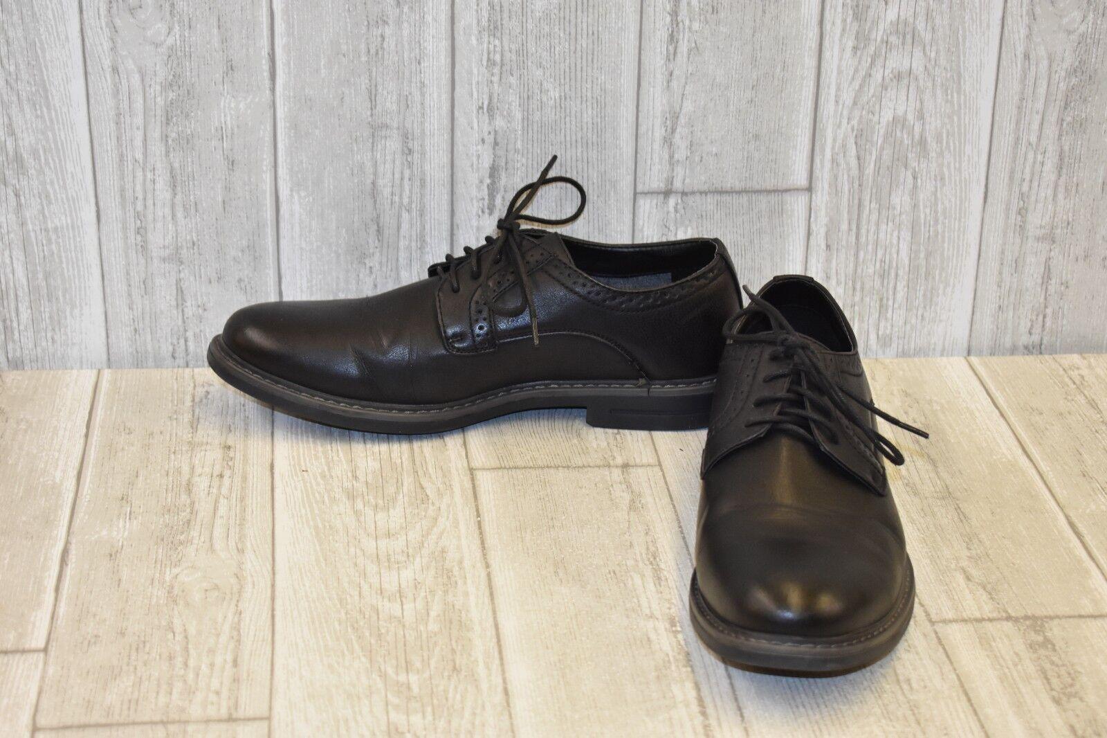 Izod Chad Oxford - Men's Size 10M, Black