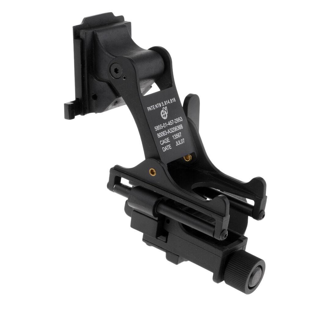 M88 Elmetto Tattico Fast Night Vision Goggles NVG Holder Mount per GS1x20