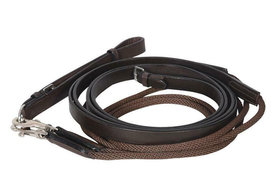 HDR Draw Reins with Rope
