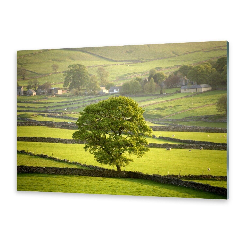 Acrylglasbilder Wandbild aus Plexiglas® Bild England Derbyshire