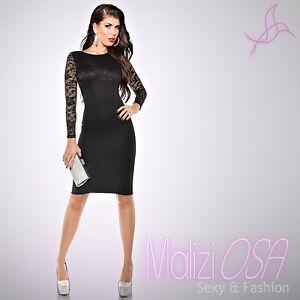 online retailer 17dc0 59569 Dettagli su Vestito da donna abito tubino vestitino cerimonia elegante  party ballo