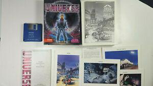 Universe-Core-Design-Commodore-Amiga-Spiel-Big-Box-OVP-CIB-Boxed-Complete-RAR
