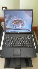 "HP COMPAQ nx6310 Laptop Notebook 15"" 250GB Windows 7 Office a Buon Mercato AFFARE!"