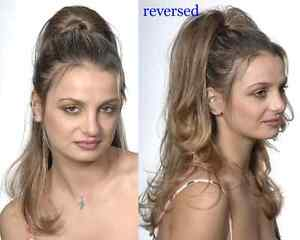 LONG-STRAIGHT-HAIR-PONYTAIL-HAIRPIECE-W-CLAW-CLIP-CURLED-END-REVERSIBLE-FLIP