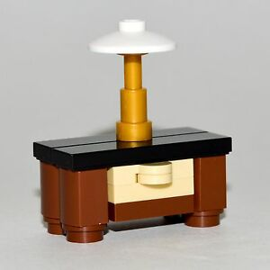 Image Is Loading Lego Furniture Large Bedroom Nightstand W Lamp Instructions