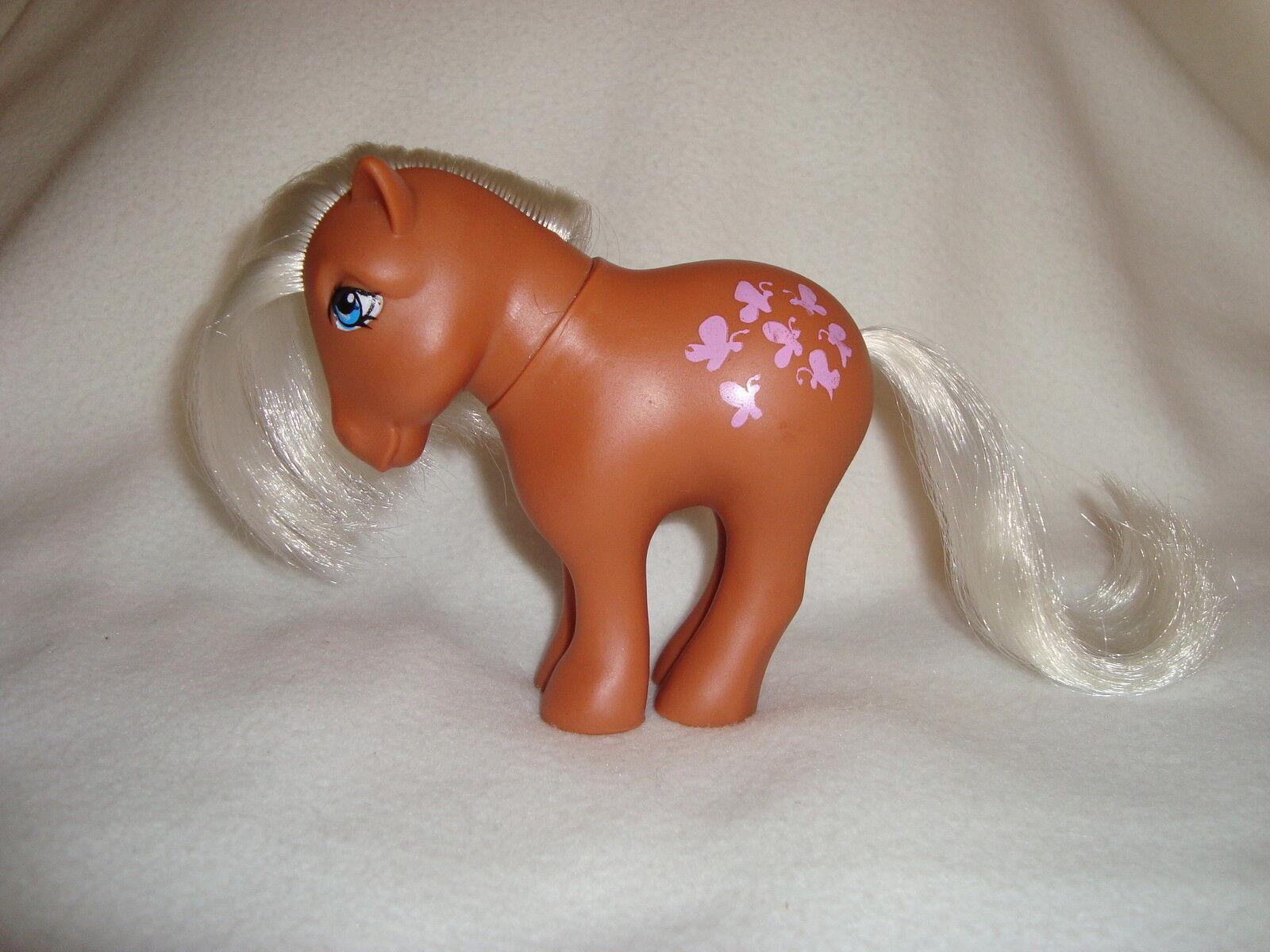 Butterscotch  marron Varia Nirvana Mio Mini Pony My Little Pony SPESE GRATIS
