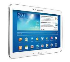Samsung Galaxy Tab 3 16GB, Wi-Fi + 3G (Unlocked), 10.1in - White - USA Seller!