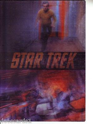 SELECTION OF ORIGINAL SERIES STAR TREK IN MOTION LENTICULAR SINGLE CARDS
