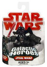 Hasbro Star Wars 2009 Galactic Heroes Mini Figure Darth Vadar