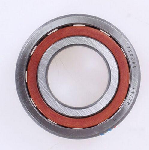 1Pcs 7001AC//7001 Alta Velocidad Eje Rodamiento Contacto Angular 12*28*8mm