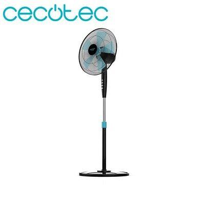 Ventilateur sur pied Cecotec ForceSilence 510 Airflow 5 Thermosafe 40W