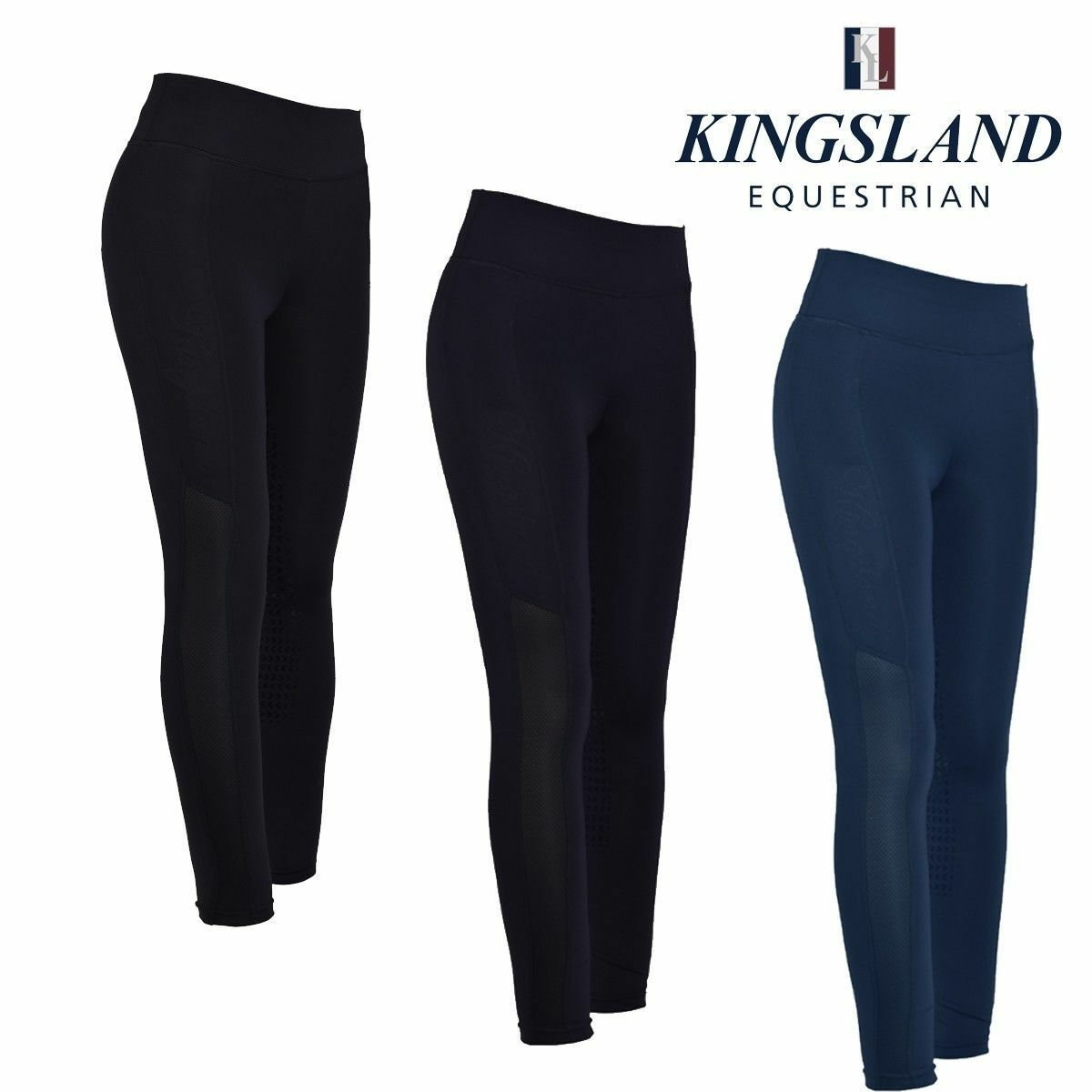 Kingsland Ariston Full Grip Riding Breeches