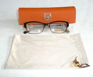 7638890727ec Tory Burch Eyeglass/Glasses Frames TY2039 1010 51-16-135 *SLIGHTLY ...