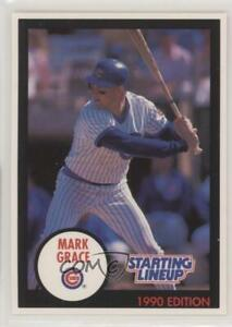 1990 Starting Lineup Cards Mark Grace