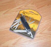 Genuine Appalachian Trail (0503062) 14 In 1 Multi Tool / Pocket Knife New-read