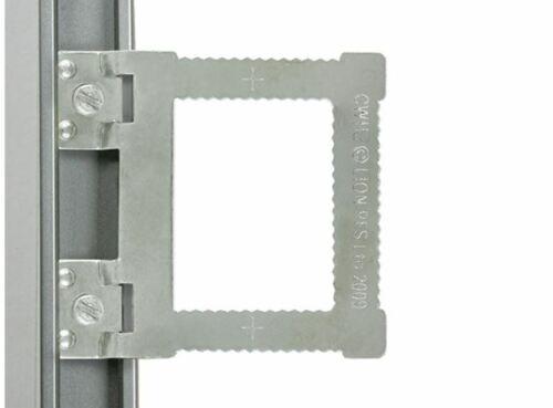 Square Sawtooth Hangers CWH3 Canvas /& Aluminium Back Picture Frames Screws