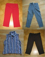 * Damen Bekleidungspaket 4 Stk. Gr. 42 Bluse, Hose