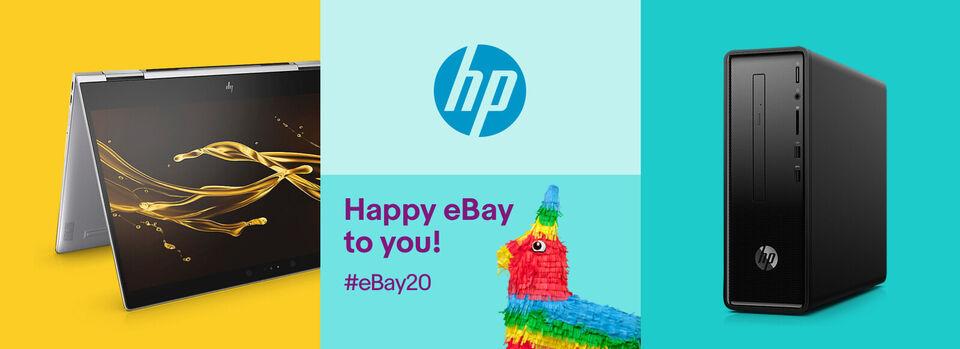 HP feiert 20 Jahre eBay! – Jetzt sparen - HP feiert 20 Jahre eBay!