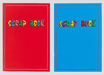 Libro de chatarra tamaño A4 conjunto de 2 libros de chatarra álbum de recortes