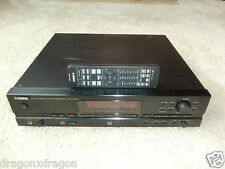 Yamaha CDR-HD1500 CD-Recorder / 250GB HDD, Schwarz, inkl. FB, 2J. Garantie
